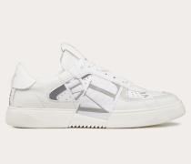 Valentino Garavani Uomo Sneakers Vln aus Kalbsleder und Bändern