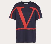 Valentino T-shirt Vlogo XXS