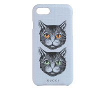 iPhone 8-Etui mit Mystic Cat