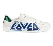 Ace Sneaker mit Loved Print