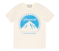 Übergroßer T-Shirt mit Paramount-Logo