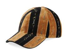 Kappe aus bedruckter Chenille