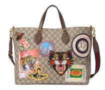Gucci Courrier Shopper aus weichem GG Supreme