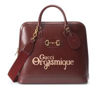 Gucci 1955 Horsebit Reisetasche