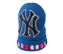 Mütze aus Wolle mit NY Yankees™-Patch