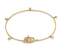 GG Armband mit Diamanten
