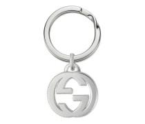 GG Schlüsselanhänger aus Silber