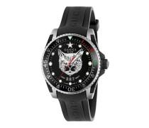 Gucci-Dive-Uhr, 40 mm