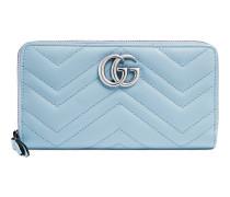 GG Marmont Brieftasche mit Rundumreißverschluss
