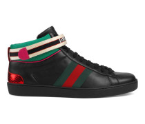 Ace High-Top-Herren-Sneaker mit-Streifen