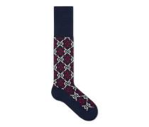 GG Diamond Socken aus Baumwolle