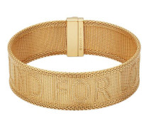 Blind for Love Armband aus Gold
