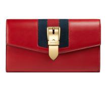 Lange Sylvie Brieftasche aus Leder