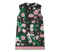 Tunika-Top mit Flora-Print