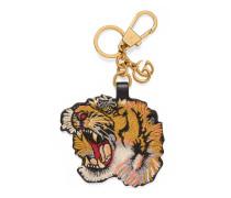 Schlüsselkette mit Tiger
