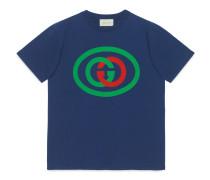 Übergroßes T-Shirt mit GG Logo