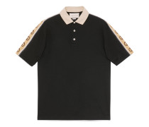 Poloshirt mit GG Streifen