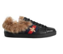 Ace Sneaker mit Fell