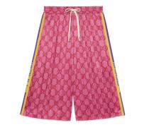 Shorts aus technischem GG Jersey