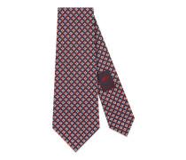 Krawatte aus Seide mit 3D G