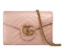 GG Marmont Mini-Tasche aus Matelassé