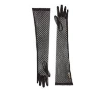 Handschuhe aus Tüll