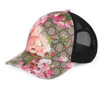 Baseballkappe GG mit Blumen-Print