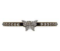 Eng anliegende Schmetterling-Halskette