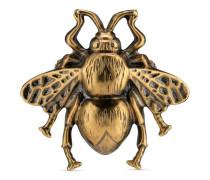 Bienen-Ring mit Email