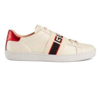Ace Sneaker mit Gucci Streifen