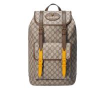 Rucksack aus weichem GG Supreme