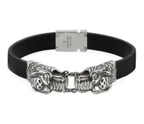 Tigerkopf-Armband