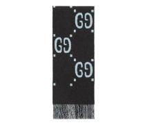 Schal aus GG Wolle