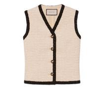 Weste aus Tweed