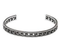 Armband aus Silber mit Square G