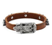 Anger Forest Armband aus Leder