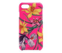 iPhone8-Etui mit Flora-Print
