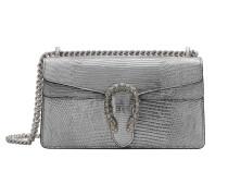 Kleine Dionysus Tasche aus Metallic-Leder