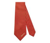 Krawatte aus Seide mit Guccy SEGA-Motiv