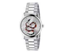 G-Timeless Uhr, 38 mm