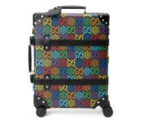 Globe-Trotter Reisetasche mit GG Psychedelic