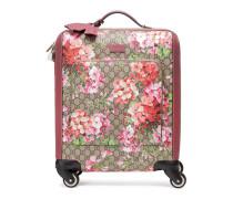 Koffer mit GG Blooms-Print