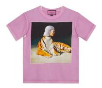 Übergroßer #GucciHallucination T-Shirt