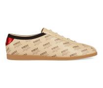 Falacer Sneaker mit Gucci Stamp-Druck