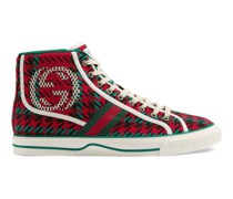 Gucci Tennis 1977 High-Top-Herrensneaker