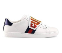 Ace Sneaker mit abnehmbaren Patchs