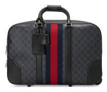 Reisetasche mit Rollen aus GG Supreme