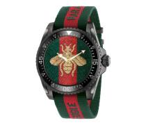 Gucci Dive Uhr, 45mm