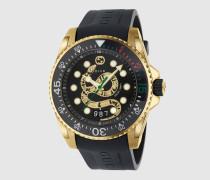 Gucci-Dive-Uhr, 45 mm