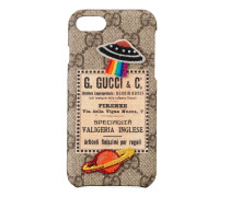 Gucci Courrier iPhone 8-Etui